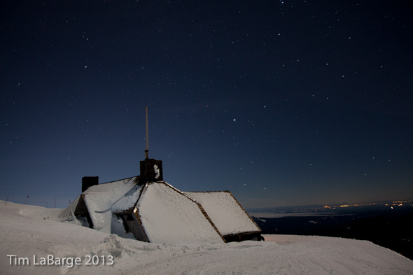 Silcox Hut - Mount Hood