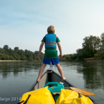 Age Nine on the Willamette River